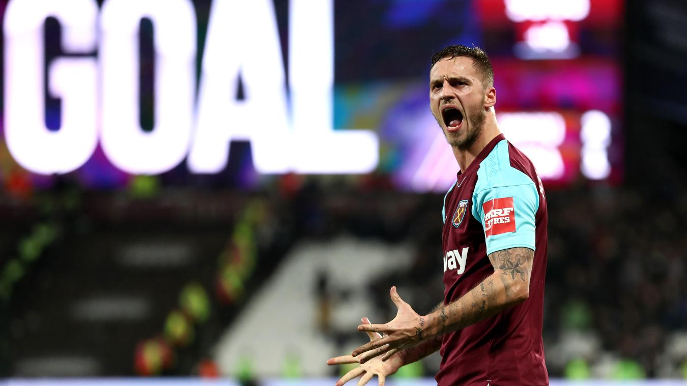 West Ham United 2-1 West Bromwich Albion