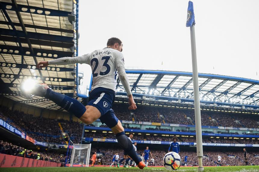 Chelsea 1-3 Tottenham Hotspur