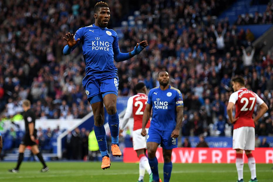 Image result for iheanacho leicester city