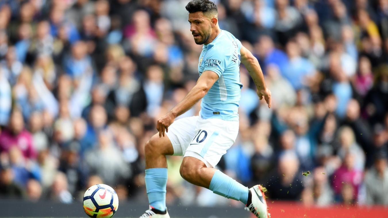 Aguero surpasses Yorke