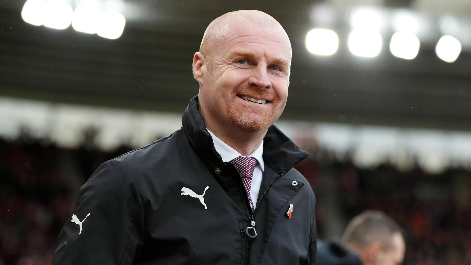 Burnley being in Europe is remarkable, says Dyche