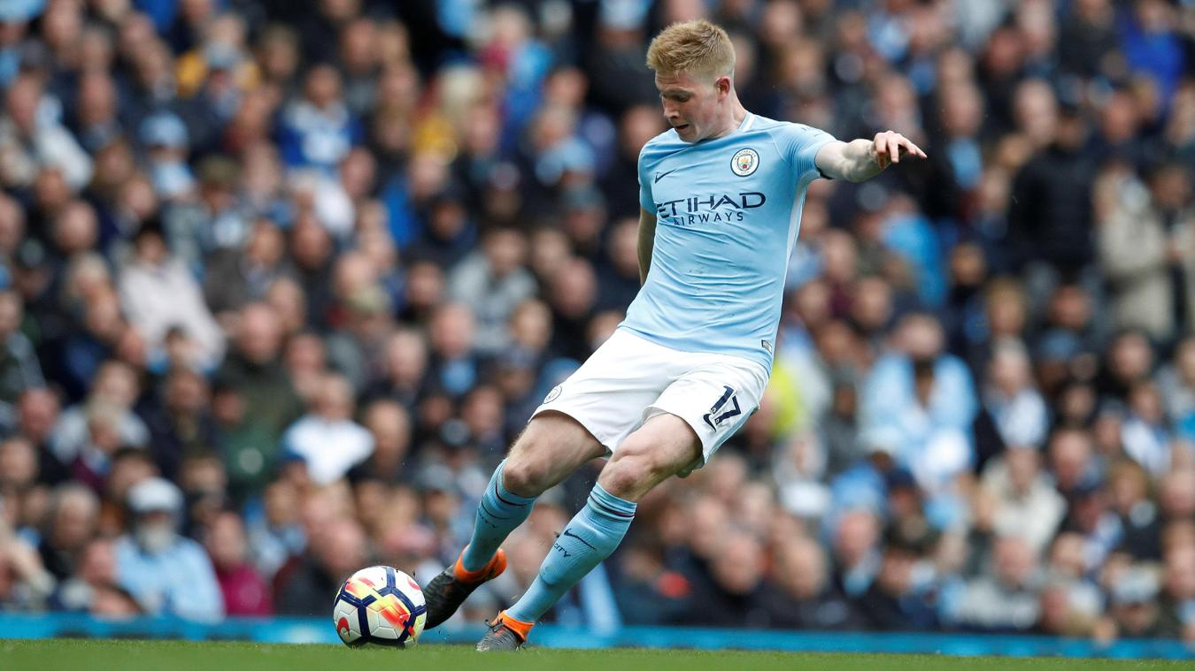 Kevin De Bruyne, Manchester City in 2017/18