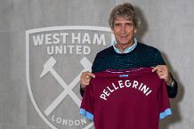 Manuel Pellegrini, West Ham United