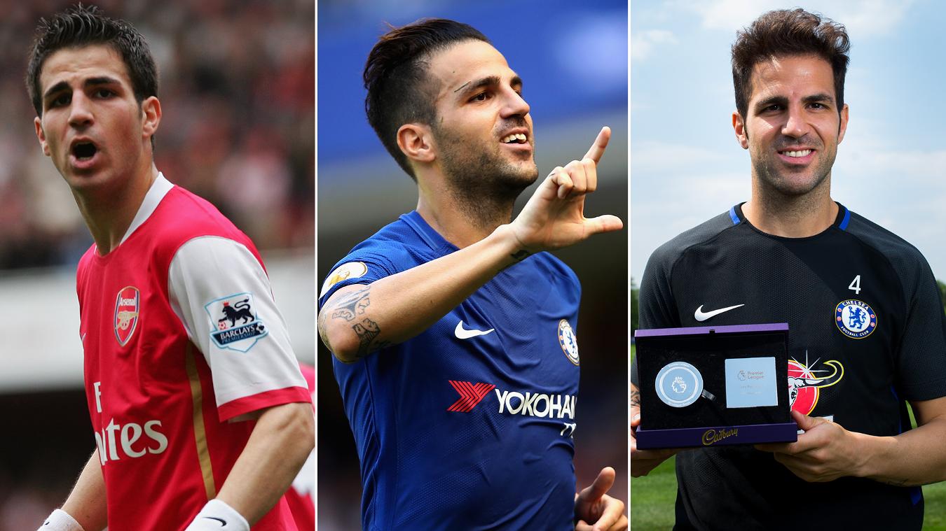 Premier League Milestones, Cesc Fabregas