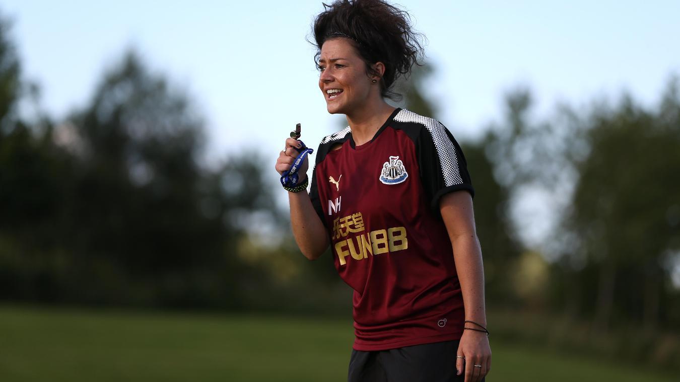 Natlie Henderson, Newcastle United
