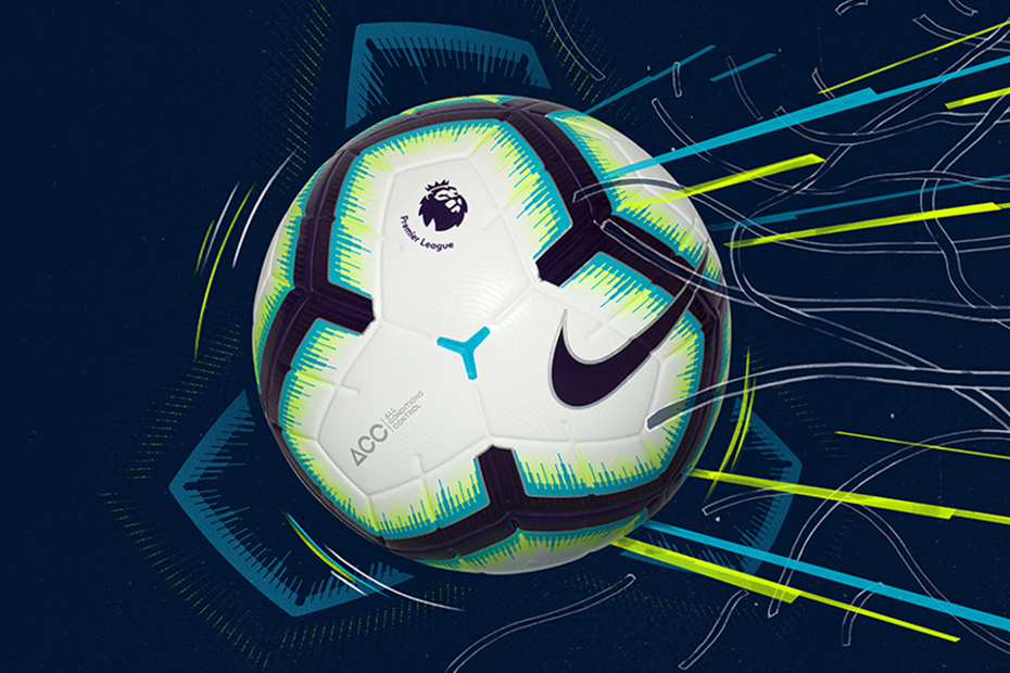 Nike launches Merlin ball for 2018 19 Premier League 6a5744883a