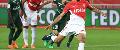 Fabinho, penalty for Monaco