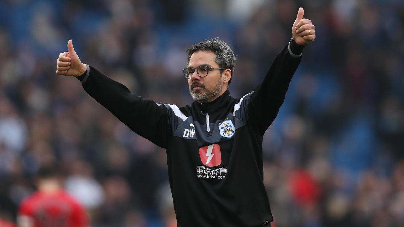David Wagner, Huddersfield Town