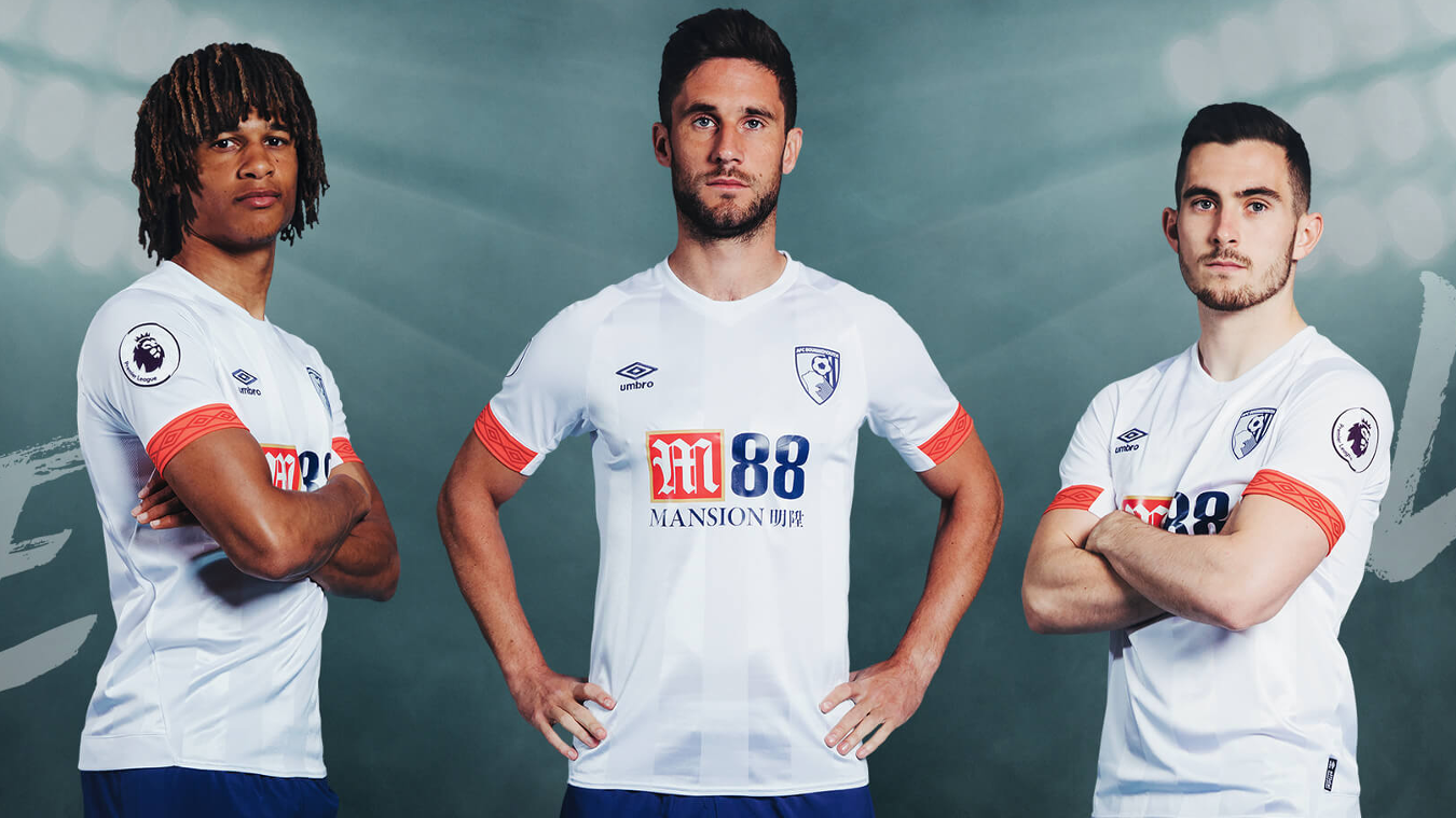 Premier League Kits For The 2018 19 Season