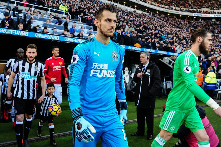 Martin Dubravka, Newcastle United