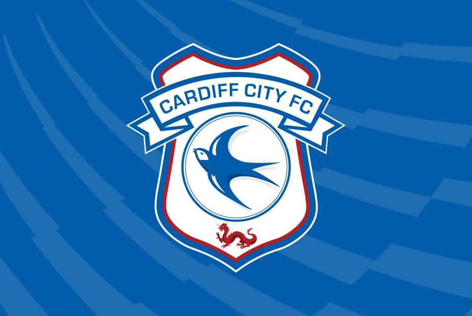 Cardiff crest with PL background