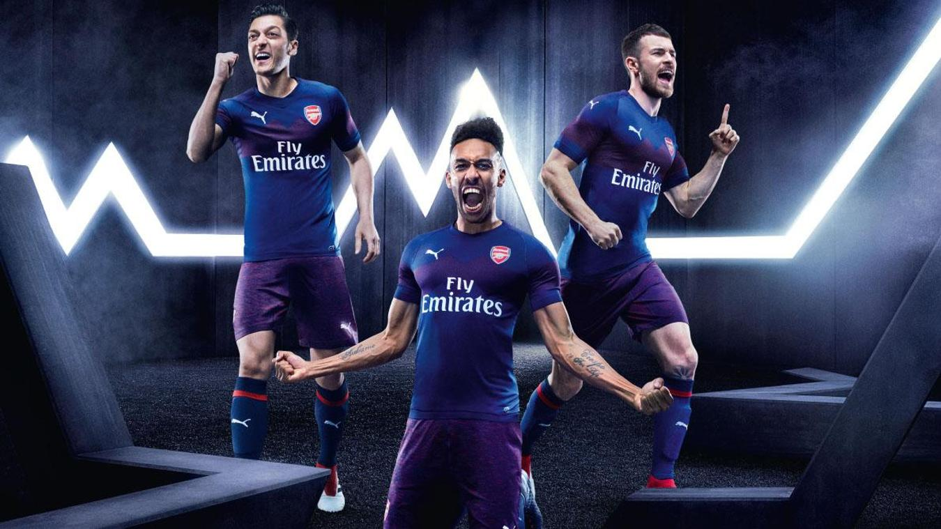 Premier League kits for the 2018/19 season