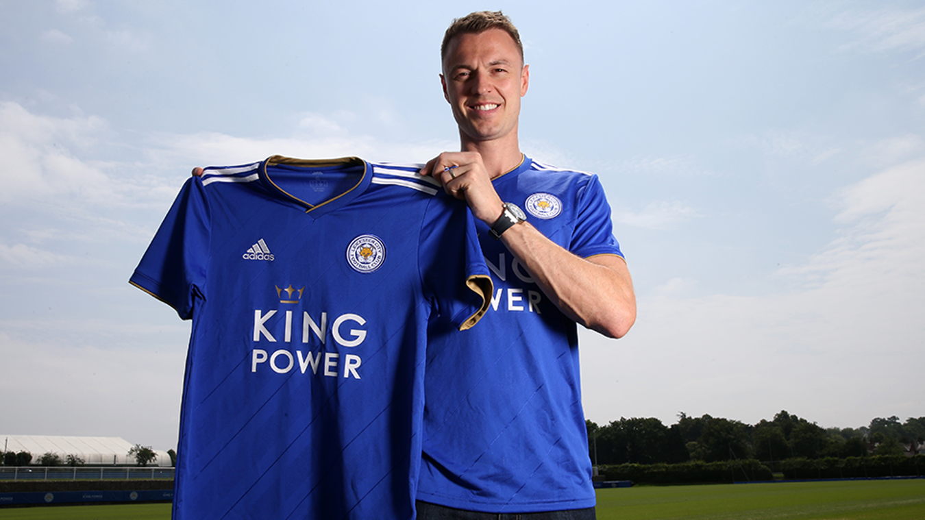 Jonny Evans, Leicester City