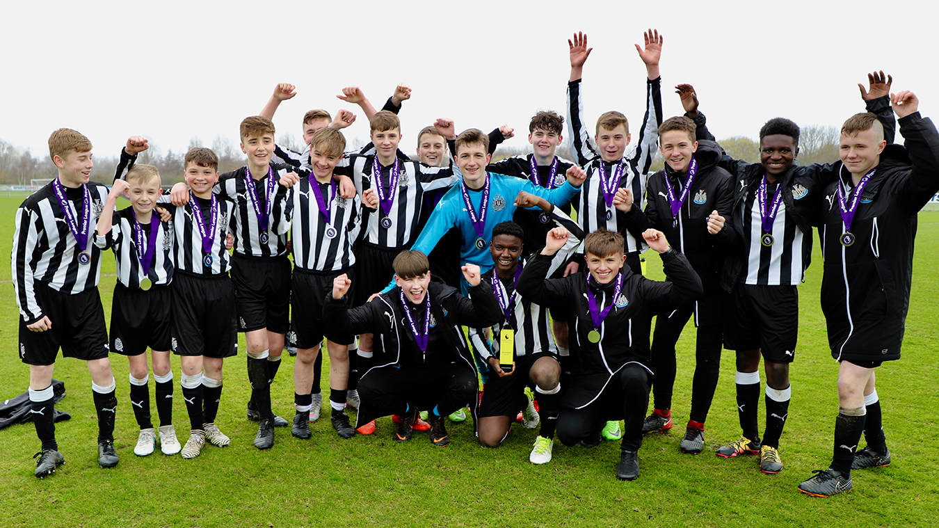 U14 Player led Festival: Newcastle