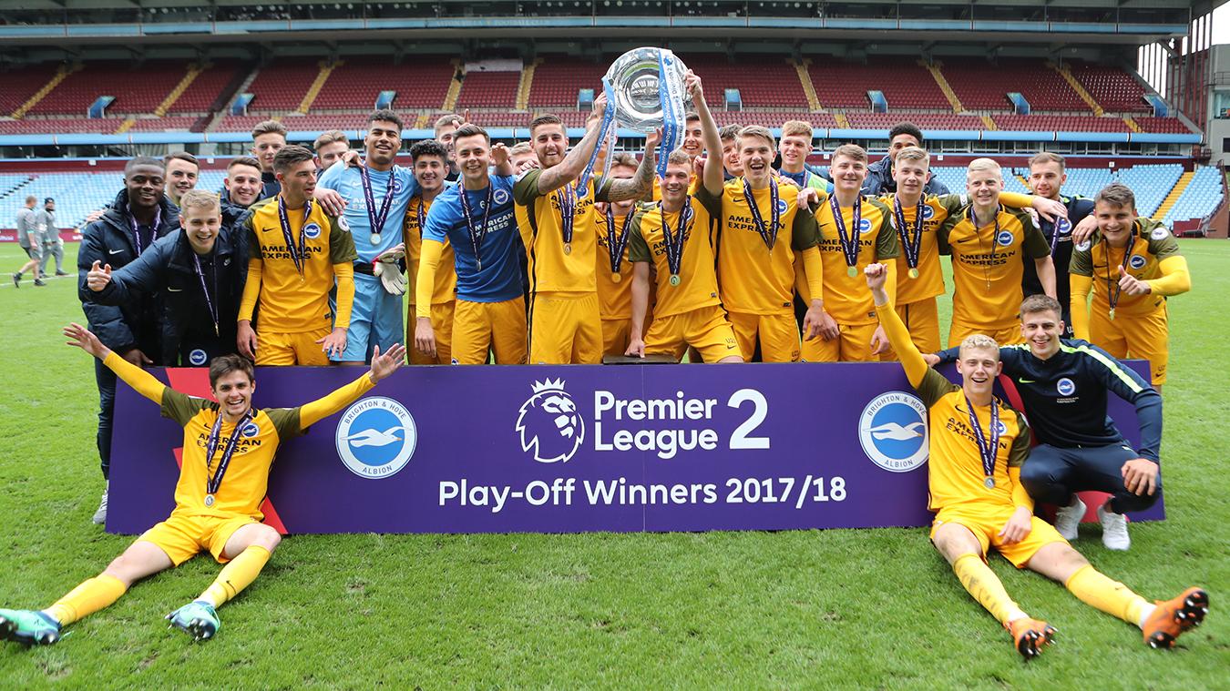 Premier League 2 Division 2 play-offs: Brighton