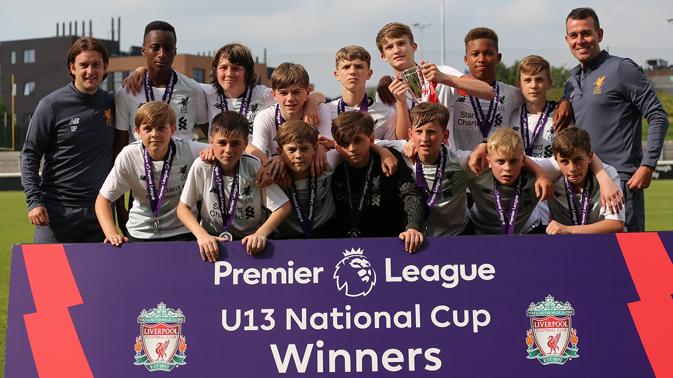 U13 National Cup: Liverpool