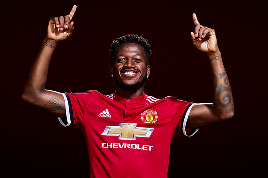 Image result for man united fred