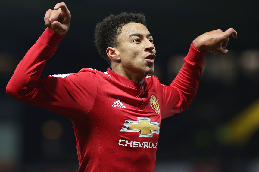 reputable site 8e22b ef0fc Late bloomer Lingard's rise to the World Cup
