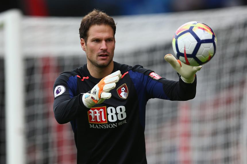 Asmir Begovic, AFC Bournemouth