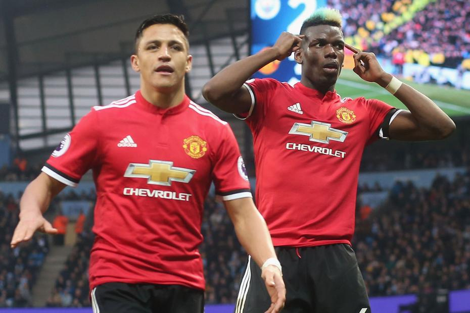 9be7140bea3 Pogba and Sanchez key to United hitting top gear