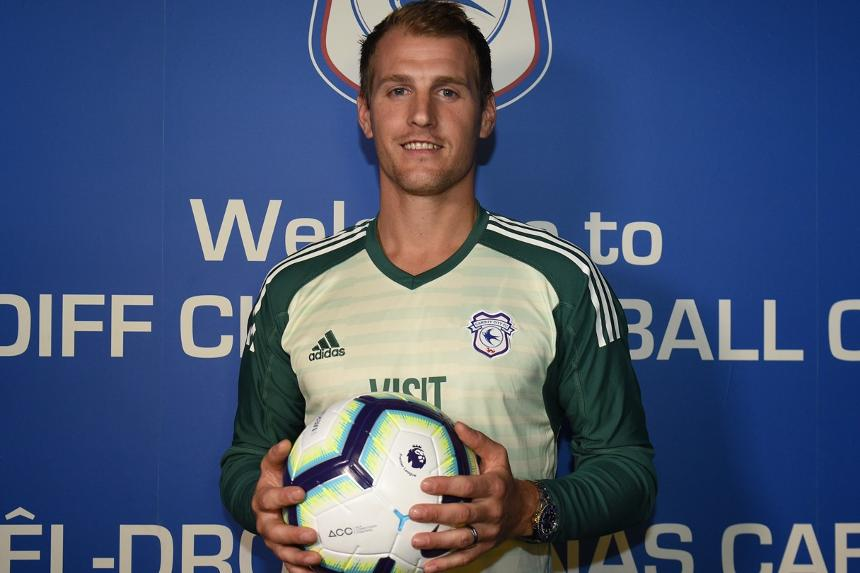 Alex Smithies, Cardiff City
