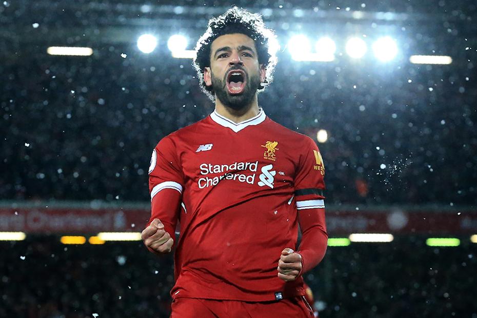 de76754d4b6 Klopp  New deal shows Salah s belief in Liverpool