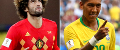 Marouane Fellaini Roberto Firmino World Cup composite