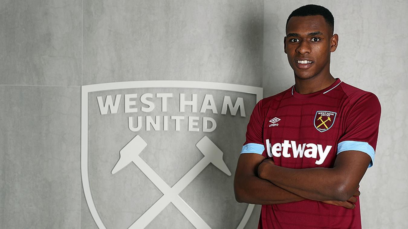 Issa Diop, West Ham United