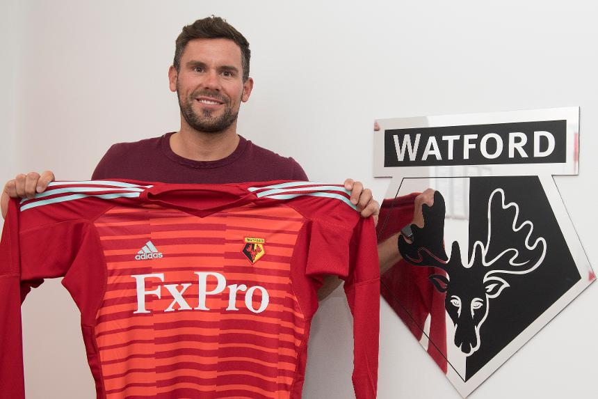 Ben Foster, Watford