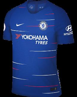 Chelsea home kit, 2018-19