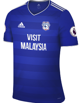 Cardiff home kit, 2018-19