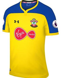 Southampton away kit, 2018-19