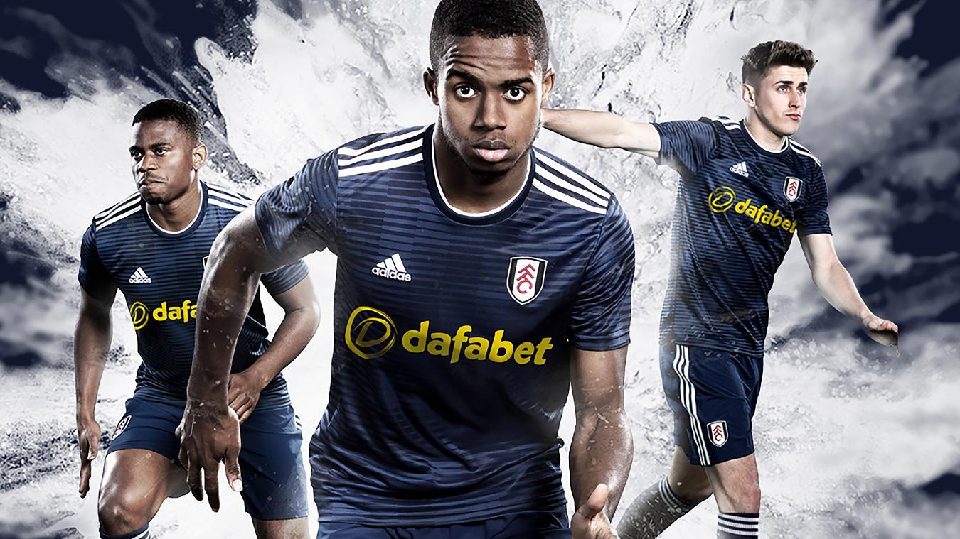 Fulham awayFulham s adidas away kit d96d7a43a