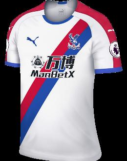 Crystal Palace away kit, 2018-19