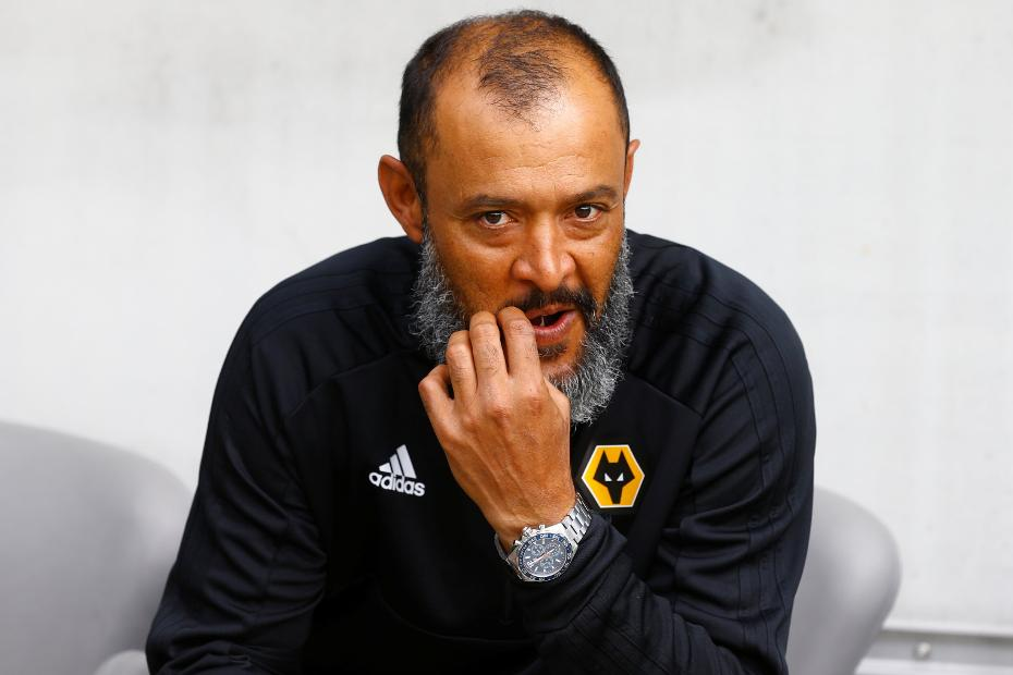 Nuno, Wolves