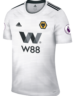 Wolves away kit, 2018-19
