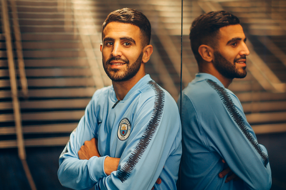Mahrez Will Add To Man City's Goal Threat