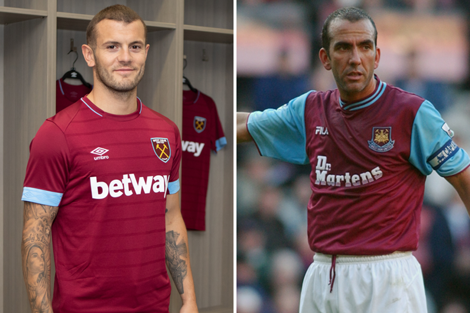 Jack Wilshere, Paolo Di Canio, West Ham United
