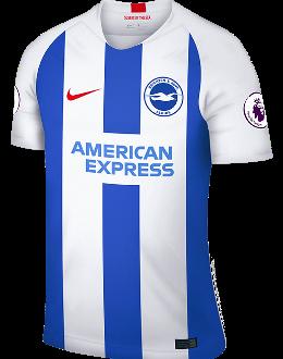 Brighton home kit, 2018-19