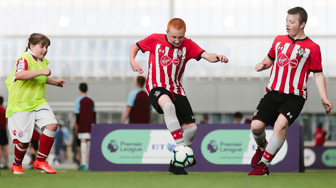 2018 Premier League/BT Disability Football Festival