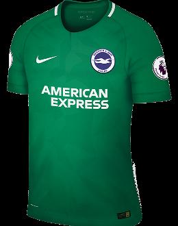 Brighton away kit, 2018-19