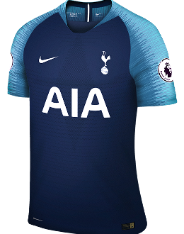 Spurs away kit, 2018-19
