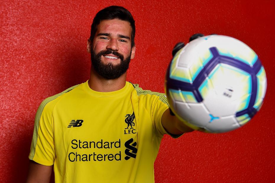 Alisson GK Liverpool FPL