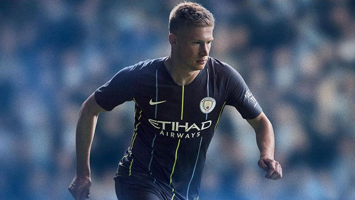 Manchester City away