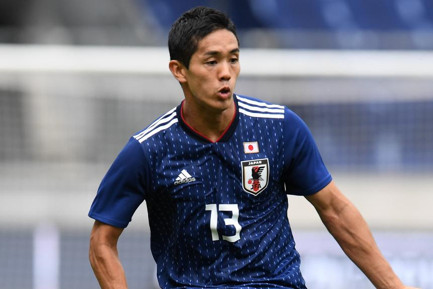 Yoshinori Muto, Japan