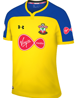 Southampton away kit, 2018-19