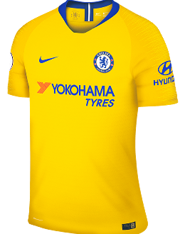 Chelsea away kit 2ae330984