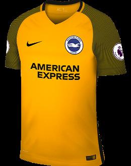 Brighton third kit, 2018-19