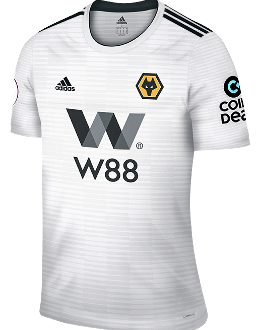 Wolves away kit, 2018-19