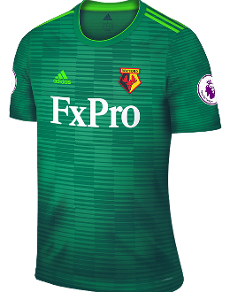 Watford away kit 2018-19